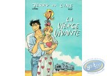 Reduced price European comic books, Jerry et Line : La vierge vivante