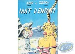 Reduced price European comic books, Jerry et Line : Nuit d'enfant