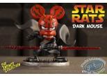 Resin Statuette, Rat-Man : Rat-Man - Star Rats - Dark Mouse