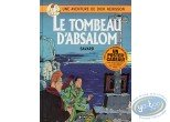 Listed European Comic Books, Dick Hérisson : Le tombeau d'Absalom (no poster)