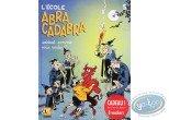 Listed European Comic Books, Ecole Abracadabra (L') : Sabbat comme vous voulez (very good condition / no pogs)