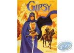 Listed European Comic Books, Gipsy : L'aile Blanche