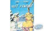 Reduced price European comic books, Jerry et Line : Nuit d'enfant