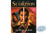Listed European Comic Books, Scorpion (Le) : La Marque du Diable