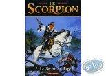 Listed European Comic Books, Scorpion (Le) : Le Secret du Pape