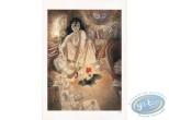 Offset Print, Zoo : Manon & the bat