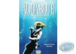 Listed European Comic Books, Aquablue : Le Megophias