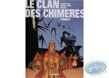 Listed European Comic Books, Clan des Chimères (Le) : Tribut (very good condition)