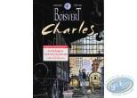 Listed European Comic Books, Julien Boisvert : Charles