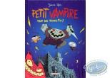 Listed European Comic Books, Petit Vampire : Petit vampire fait du Kung-Fu (very good condition)