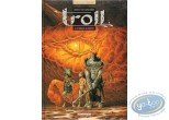 Listed European Comic Books, Troll : Le dragon du donjon (very good condition)