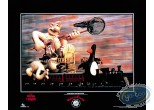 Offset Print, Wallace and Gromit : The Train