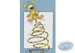 Address Book, Marsupilami : Repertory, Marsupilami : Blue