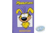 Address Book, Marsupilami : Repertory, Marsupilami : Purple