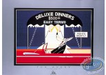Offset Print, Droopy : Deluxe Dinners