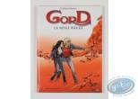 Used European Comic Books, Gord : La neige rouge (grand format)