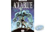Listed European Comic Books, Aquablue : Corail Noir (+ bookplate)