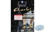 Listed European Comic Books, Julien Boisvert : Charles