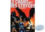 Listed European Comic Books, Chant des Stryges (Le) : Experiences (+ bookplate)
