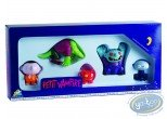 Plastic Figurine, Petit Vampire : Box 5 figures