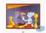 Offset Print, Tom and Jerry : The Fire