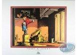 Offset Print, Spirou and Fantasio : Wall