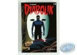 Reduced price European comic books, Diabolik : Le Grand Diabolik - tome 12
