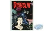 Reduced price European comic books, Diabolik : Le Grand Diabolik - tome 7