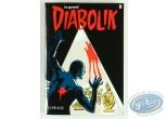 Reduced price European comic books, Diabolik : Le Grand Diabolik - tome 8