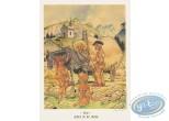 Offset Print, Fanfoué : The Summer at the Roc d'Enfer