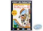 Offset Print, Advertising poster 'Les ceux de chez vous 2' of Walthéry