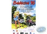 Sticker, Olivier Rameau : Bédéciné 95