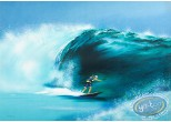 Lithography, Illustrateur : The wave