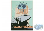 Serigraph Print, Join the Legend