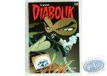 Reduced price European comic books, Diabolik : Le Grand Diabolik - tome 10