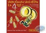 Catalogue, Monsieur Jean : Wine merchant Nicolas illustrated by Dupuy Berberian