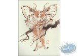 Offset Print, Féerie : Fairy & baby