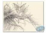 Offset Print, Féerie : Fairies on tree