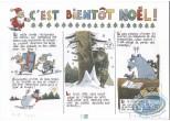 Bookplate Offset, Catastrophes au Pays du Père Noël : C'est bientot Noel