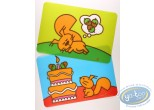 Tableware, Spip : Spip : 2 Placemats