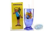 Tableware, Gil et Jo : Gil et Jo : Glass + straw Jomeke