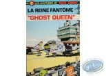 Listed European Comic Books, Buck Danny : La Reine Fantôme (good condition)