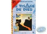 Listed European Comic Books, Jimmy Tousseul : Le visage de Dieu (good condition)