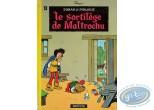 Listed European Comic Books, Johan et Pirlouit : Le Sortilege de Maltrochu (bad condition)