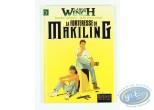 Listed European Comic Books, Largo Winch : La Forteresse de Makiling