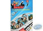 Listed European Comic Books, Lou : Lou et les Révolutionnaires
