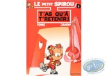 Listed European Comic Books, Young Spirou : Le Petit Spirou