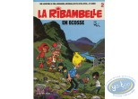 Reduced price European comic books, Ribambelle (La) : En Écosse