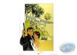 Serigraph Print, James Bond : Golden Eye