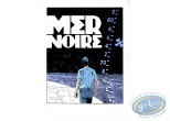 Serigraph Print, Largo Winch : Mer Noire (cello variant)